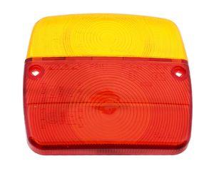 AJ-BA FP11 Lichtscheibe Rot/Orange