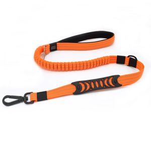 Hunde Auto Sicherheitsgurt Hundegurte elastische Anschnallgurt für Hundegeschirr