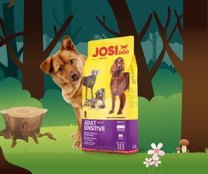 Josera JosiDog Adult Sensitive, Größe:18 kg