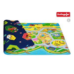 Dwinguler Krabelmatte Spielematte Matte Kinderspielmatte My Town Größe L