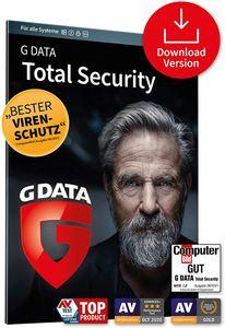 G Data Total Security 2021 | 3 PC | 1 Jahr | Download-Version