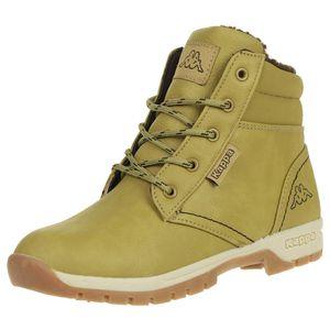 Kappa Cammy FUR K Unisex Kinder Stiefel gefüttert beige 260637K, Schuhgröße:32 EU