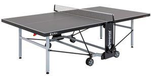 SPONETA S 5-70 e Schoolline Outdoor-Tischtennisplatte mit Netz, grau; 213.9110/L