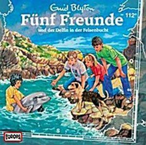 Fünf Freunde-112/und der Delfin in der Felsenbucht