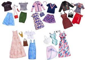Barbie Fashions 2er-Pack Moden Sortiment