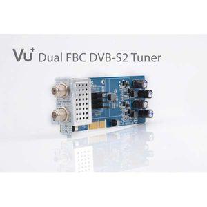VU+ DVB-S2/S2X FBC Twin Tuner Uno 4K / Ultimo 4K / Duo 4K
