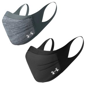 UNDER ARMOUR Sportmaske black M/L