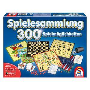 300er Spielesammlung