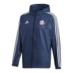 Adidas FC Bayern München Windbreaker, Größe_Bekleidung:L, Adidas_Farbe:collegiate navy/white