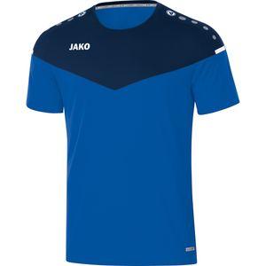 JAKO T-Shirt Champ 2.0 royal/marine XL