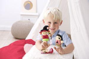 Sterntaler Babyspielzeug Gretel Fingerpuppe
