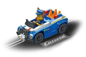 Carrera rennwagen Paw Patrol - Chas-Jungs blau