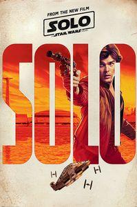 Solo: A Star Wars Story - Solo Teaser - Poster - Größe 61x91,5 cm