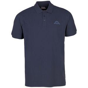 Kappa Herren Poloshirt Peleot Navy, Größe:L