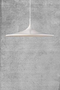 Nordlux Flache LED Pendelleuchte Skip57 weiß rund