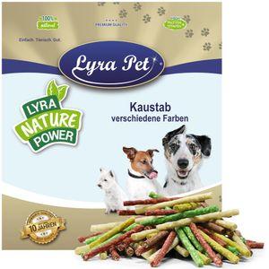 200 Stk. Lyra Pet® Kaustäbe verschiedene Farben