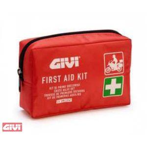 GiVi Motorrad Verbandskasten nach DIN 13167 Erste-Hilfe-Kit