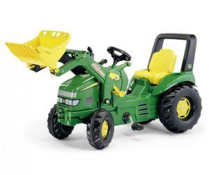 rolly toys X-Trac John Deere Trettraktor, Maße: 154x57x83 cm; 04 663 8
