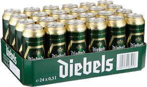 Diebels Altbier Dosenbier, EINWEG (24 x 0.5 l Dose) [zzgl. 6,- Euro Pfand]