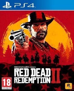 Rockstar Games Red Dead Redemption 2, PlayStation 4, Multiplayer-Modus, M (Reif), Physische Medien