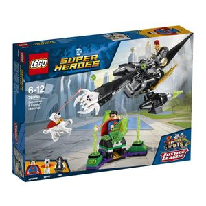 LEGO® DC Universe Super Heroes™ Superman™ & Krypto™ Team-Up 76096