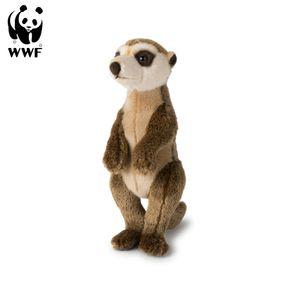 WWF Plüschtier Erdmännchen (30cm) lebensecht Kuscheltier Stofftier Plüschfigur