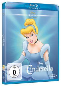 Cinderella (Disney Classics) [Blu-ray]