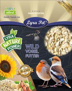 25 kg Lyra Pet® Sonnenblumenkerne geschält BRUCH HK Deutschland