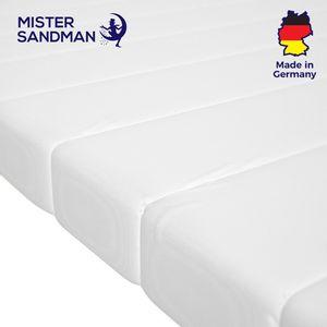 Matratzenauflage 140x190 Gemütlicher Matratzentopper hergestellt in Deutschland in verschiedenen Größen Matratzentopper Mikrofaser Bezug 140x190