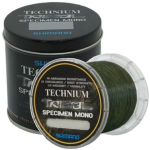 Shimano Technium Tribal 0,18mm  3,30Kg - 200m Monofile Schnur