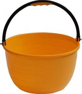 Mehrzweckeimer / Eimer mit Henkel Brunner Ø35 cm 15 Liter orange