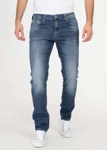M.O.D Herren Straight Leg Jeans Hose Ricardo Regular Fit SP20-1002 Denali Blue Jogg-3063 W29/L34