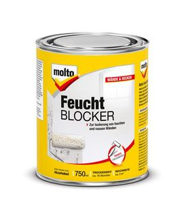 Molto Feucht-Blocker 750 ml