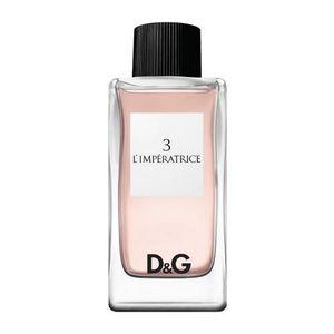Dolce & Gabbana D&G 3 L'imperatrice Eau De Toilette 100Ml