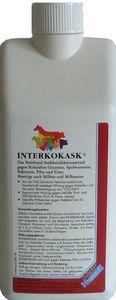 Desinfektionsmittel INTERKOKASK®, 1 l Flasche