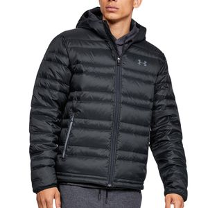 Under Armour Storm ColdGear Infrared Insulated Hooded Down Jacket - Gr. MD