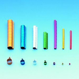 Nobby Ws-Ringe Aus Aluminium 20er Stange; 4,0 mm
