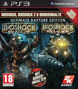 Bioshock  PS-3 Ultimate Rapture Ed.  AT