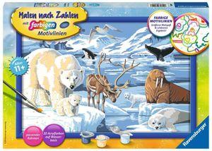 Tiere der Arktis Ravensburger 28909