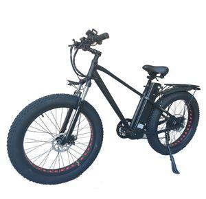 26 zoll Elektrofahrrad E-bike Fatbike 750W 48V 20Ah 960Wh,Max 45km/h ,Max 40-80km , Max 150kg