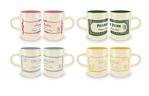 Harry Potter Espressotassen Zaubertränke 4er-Set