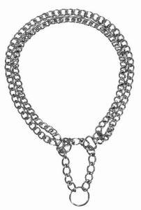 TRIXIE 2243, Hund, Chain collar, Chrom, Metall, Einfarbig, M-L