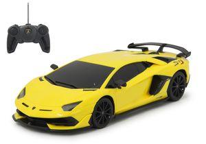 Lamborghini Aventador SVJ 1:24 gelb 40MHz