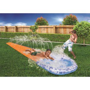 Wasserrutsche Soak N Splash mit Sprinkler