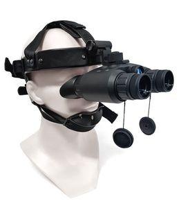 GALS Nachtsichtgerät mit Kopfhalterung NV Fernglas & Brille HBG01/F26 Gen1 für Jäger / Outdoor