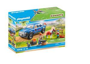 PLAYMOBIL Country 70518 Mobiler Hufschmied