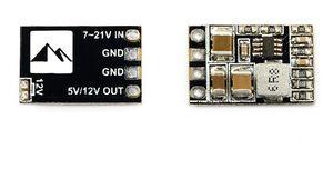 Matek Micro BEC 1.5A 5V/12V Schaltbar