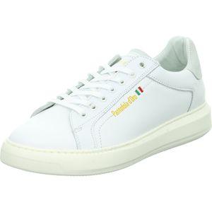 Sneaker Low MATTEO UOMO LOW Weiß, 221-011: Deutsch:45, Color:weiß