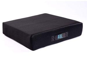 Antidekubitus-Sitzkissen GEL ADL Silflex 400, Gelkissen, bis Grad IV, bis 150 kg belastbar, Sitzbreite:45 x 45 x 10 cm