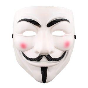 Halloween Fancy Face Mask Masken Cosplay-Spiel Guy Fawkes